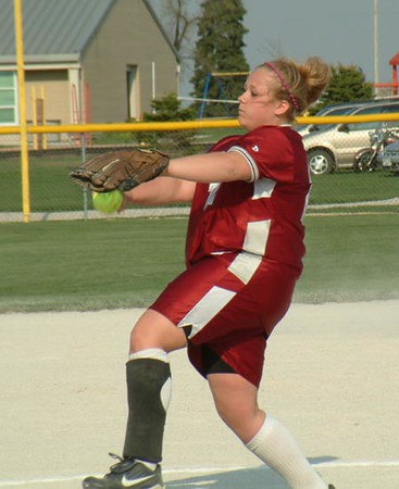 SN Softball vs Attica 2005