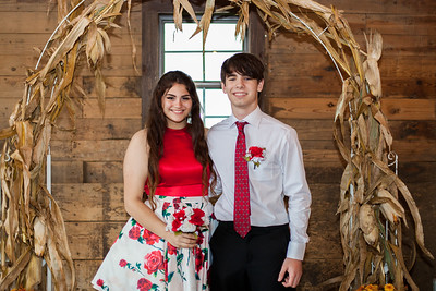 Zoey Homecoming 2018
