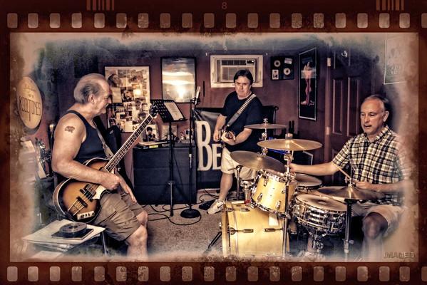 2014 - Rockabilly Rehearsal - Sept
