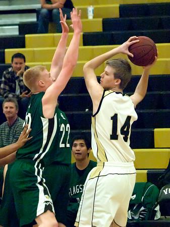 Basketball Boys Varsity vs Flagstaff 12/6/2010