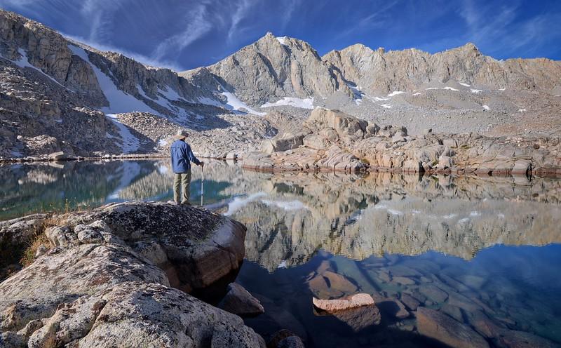 (2017-October 15-17) Wonder Lakes Basin, Inyo National Forest, California.
