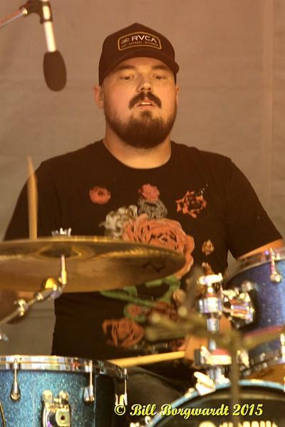 Drummer - Alee - Taste of Edmonton 2015 274