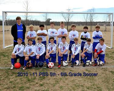 2010-11 PBS Soccer