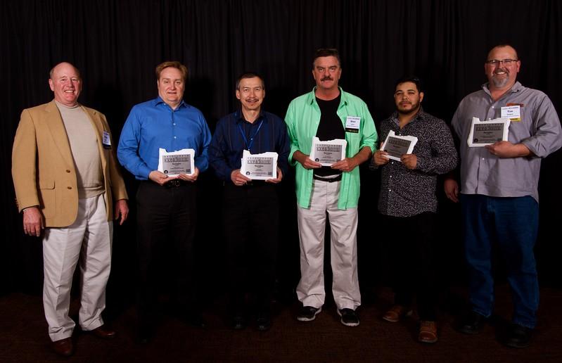 EIC 2017 - Recreation Winners