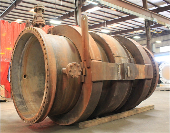 Single Hinged Expansion Joint (#125538 - 06/03/2013)