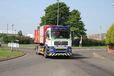 Grangemouth Major Incident Practice