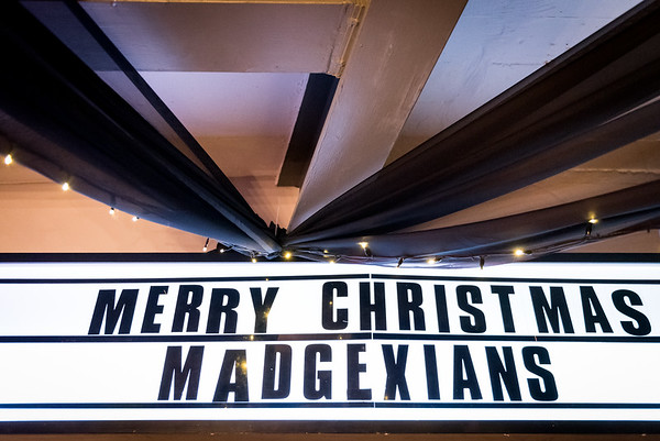 Madgex Christmas Party 2018