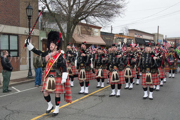 Farmingdale St. Patrick's Day Parade 03/26/2017