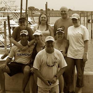 Deep Sea Fishing - Guatemala - 2007