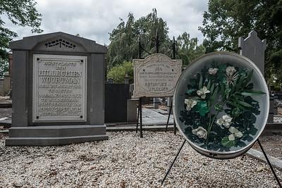 Begraafplaatsen-Graftrommels