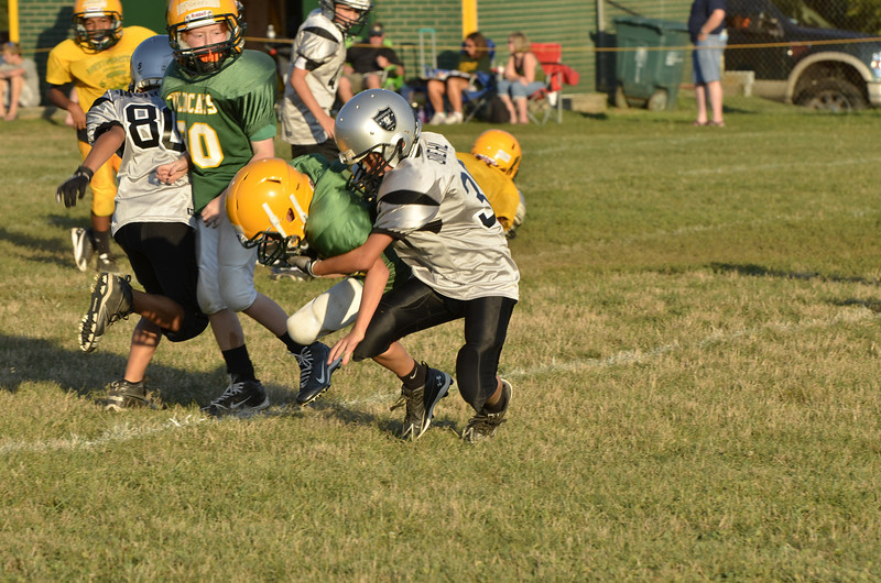 Wildcats vs Raiders Scrimmage 176.JPG