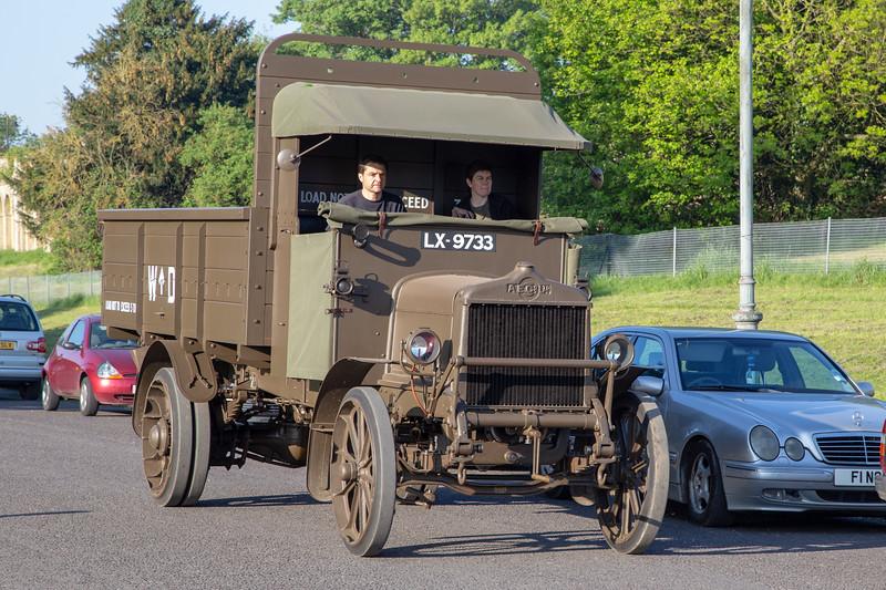 LX9733 1918 AEC Y Type