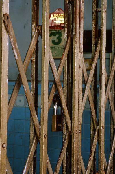 Locked Closed
