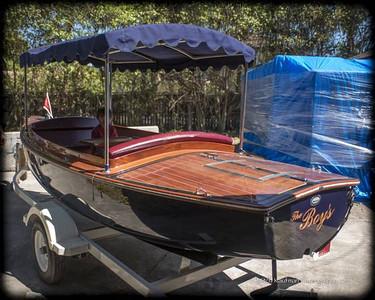 The Boys E-Boat