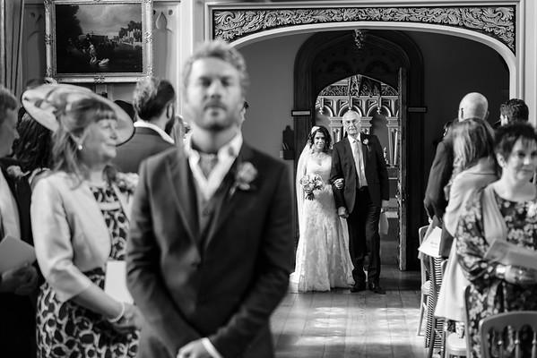 Kentwell Hall Wedding - Andy & Emma