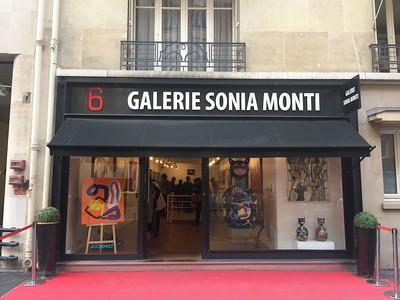 Mars 2018 - Galerie Sonia Monti
