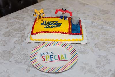 Jaxon's 5th Birthday!