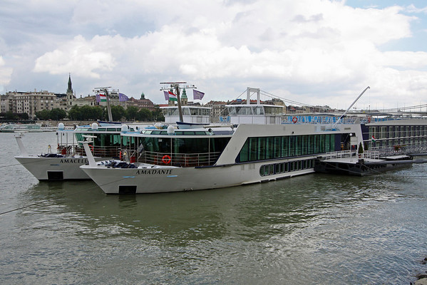 River Cruise Lines