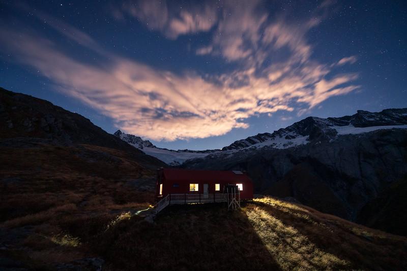 French Ridge Hut