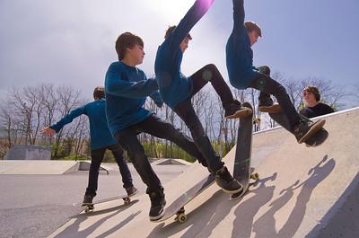 Westbrook Skate Park