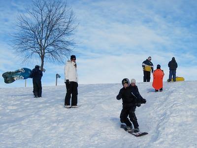 Wisconsin January 2011