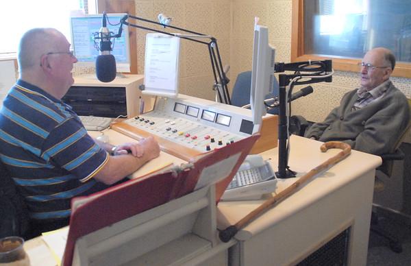 26/6/09 Our most senior listener?