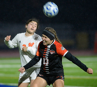 Photos: Vacaville High School Girls Soccer Suffer Tough Playoff Loss to Woodland High