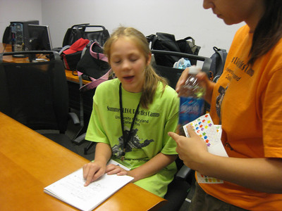 Session 2 Summer LEGO Robotics Camp