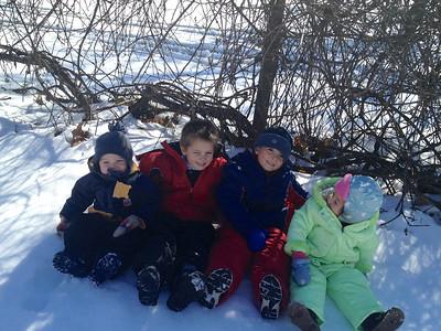 November Home and Miller's School