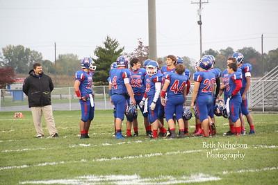WW Football Homcoming 2012/13
