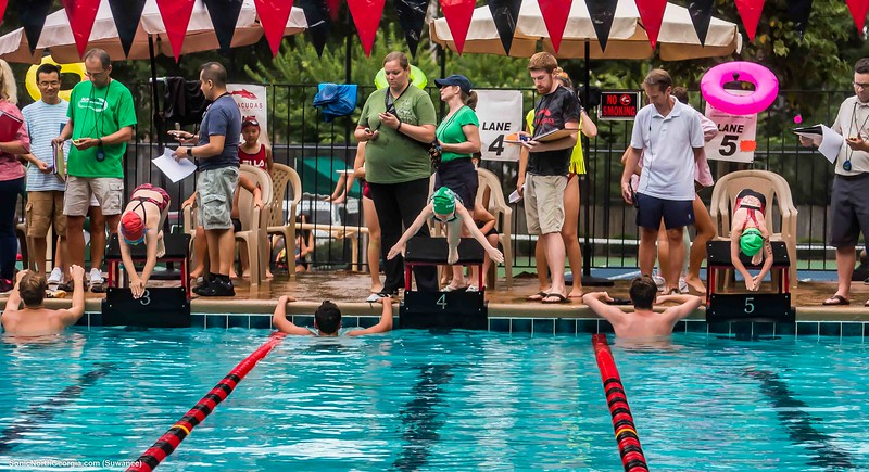 Barracudas Swim Meet June 6 2019