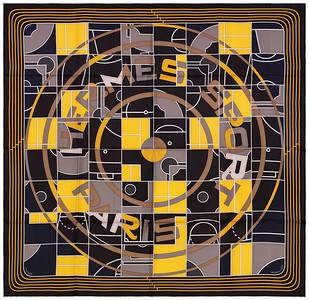Hermes Sport - Black Yellow Grey - NWCT - 1601201600