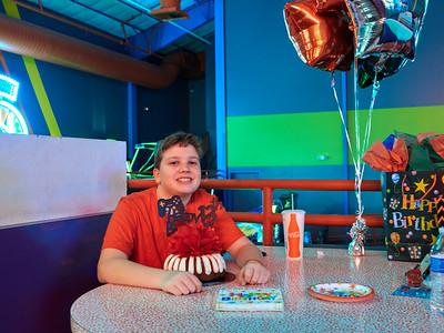Samuel's 13th Birthday