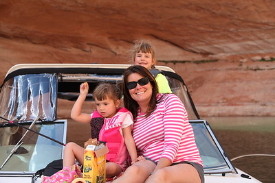 Lake Powell - Memorial Weekend 2015