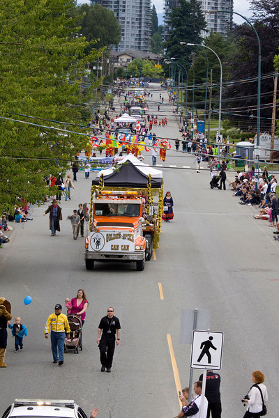 Port Moody Parade and All Nations Festival