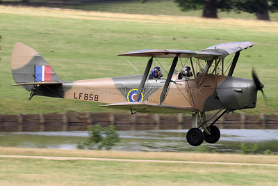de Havilland DH82B Queen Bee