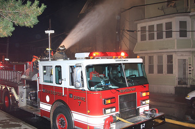 New Bedford MA 2nd Alarm 10/8/2009