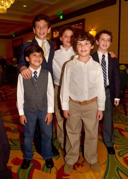 Milton Walsey 100th birthday party, Marriott Hotel, Boca Raton, Florida. Dec. 10, 2011