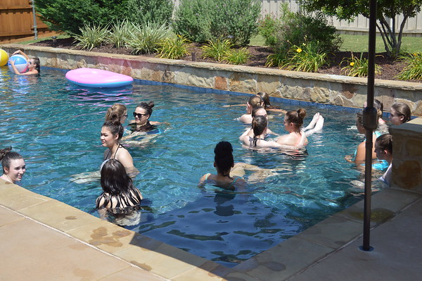 Pool Party 6-18-16