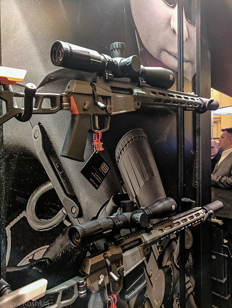 EOTech Vudu riflescopes and Q's