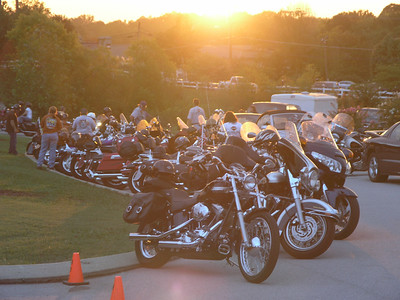 Trail of Tears Kick Off Party at Thunder Creek H-D