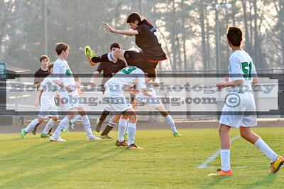 McIntosh 9G Boys soccer 2014