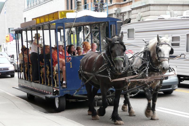 Horse Power. Quebec City