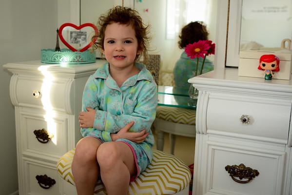Mazie's 4th Birthday