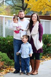 Thomas Family Fall 2017