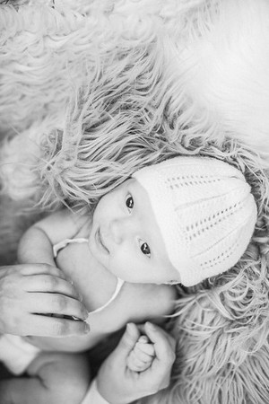 Lacey Faye Newborn Session