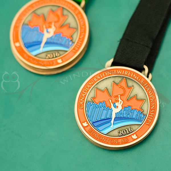Medals, Candids, Volunteers