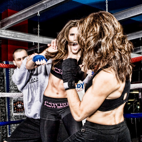 Psycho Fight Gear