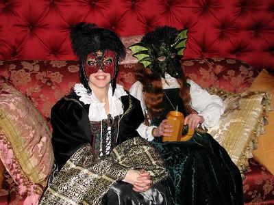 Mardi Gras in New Orleans, Feb. 2008, Part 1