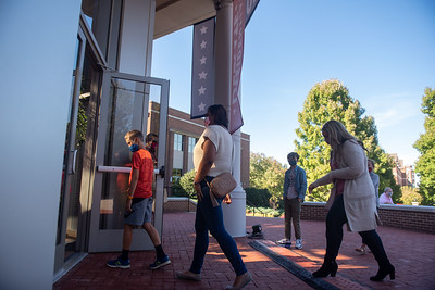 Rose Park students visit Belmont